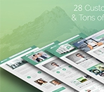 28 custom html pages and tons of useful features Thumbnail