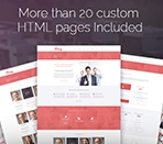 More than 20 custom html pages included Thumbnail
