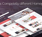 4 completely different homepages Thumbnail