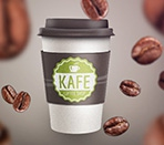 Kafe - HTML5 Coffee Shop Ad Template Thumbnail