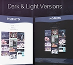 Dark and Light versions included Thumbnail