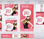 Coraline – Fashion HTML5 Ad TemplateThumbnail
