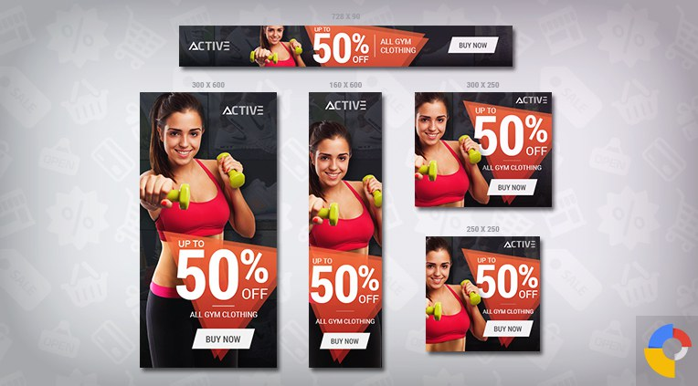 Active – Sport HTML5 Ad Template