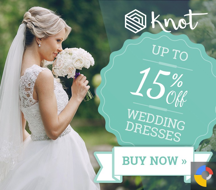 Knot Wedding HTML5 Ad Template